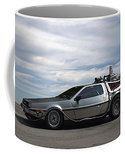 1981 Delorean Dmc12 Coffee Mug by Tim McCullough