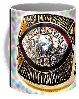 1982 Redskins Super Bowl Ring Coffee Mug