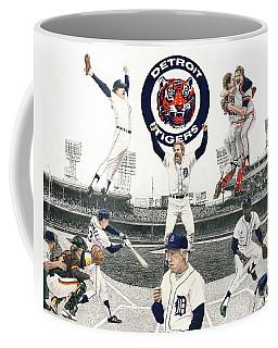 1984 Detroit Tigers Coffee Mug