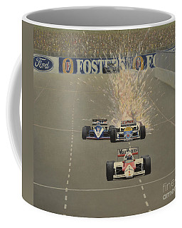 Salute Coffee Mug
