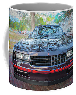 1987 Chevrolet Monte Carlo Ss Coupe C120 Coffee Mug by Rich Franco