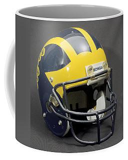 1990s Wolverine Helmet Coffee Mug