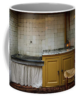 Coffee Mug featuring the photograph 19th Century Kitchen In Amsterdam by RicardMN Photography