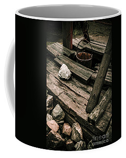 19th Century Shaft Mining Coffee Mug