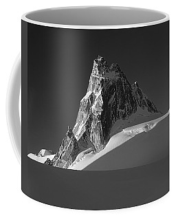 1m2716-bw Sunrise On Pigeon Spire Coffee Mug