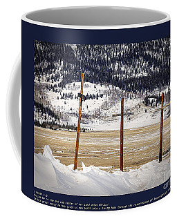 1st Peter Coffee Mug