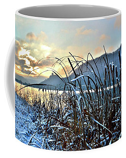 1st Snowfall Coffee Mug