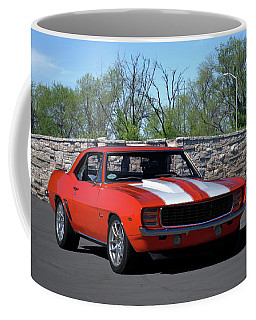 1969 Camaro Coffee Mug