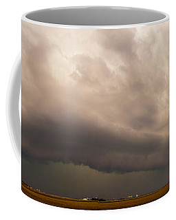 Coffee Mug featuring the photograph 3rd Storm Chase Of 2015 by NebraskaSC