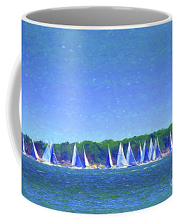 A Beautiful View Coffee Mug