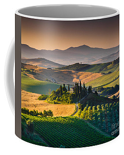 A Morning In Tuscany Coffee Mug