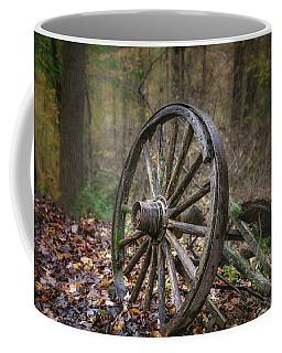 Abandoned Wagon Coffee Mug