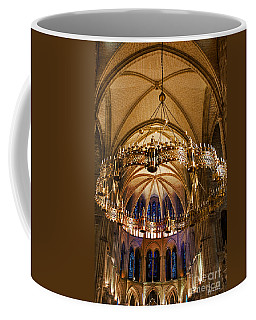 Abbey Of Saint - Remi Reims Coffee Mug