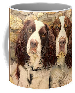 Abby And Romeo Coffee Mug