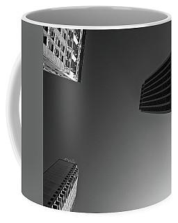 Abstract Architecture - New York Coffee Mug