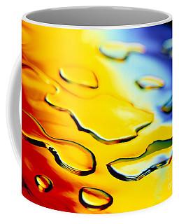 Abstract Water Coffee Mug