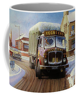 Aec Tinfront Coffee Mug by Mike  Jeffries