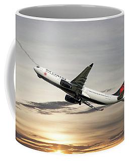 Air Canada Airbus A330-343 Coffee Mug
