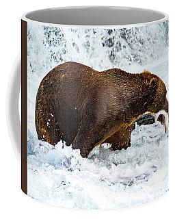 Alaska Brown Bear Coffee Mug