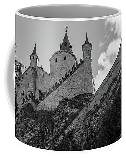 Alcazar Of Segovia Spain Coffee Mug