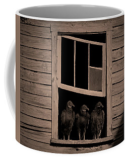 Almost Paneless Coffee Mug by Robert Geary