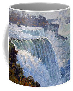American Falls Coffee Mug