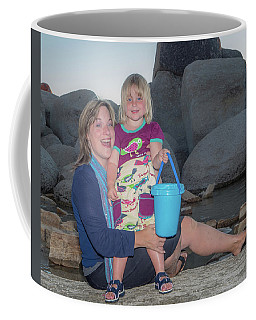 Amy And Piper Coffee Mug