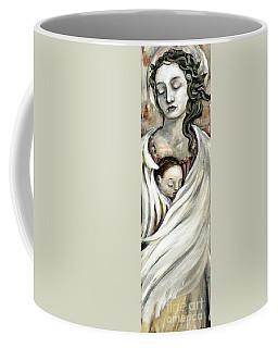 Angel And Baby Coffee Mug