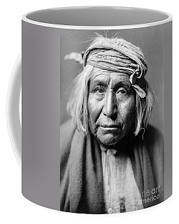 Apache Man, C1906 Coffee Mug