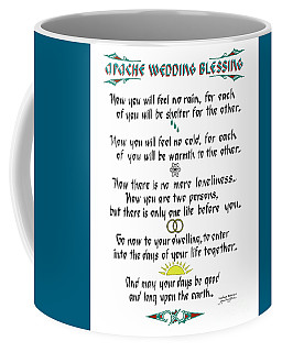 Apache Wedding Blessing Coffee Mug