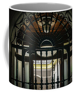 Coffee Mug featuring the photograph Apartment In The Heart Of Cadiz by Pablo Avanzini