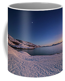 Arctic Sunset Coffee Mug