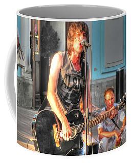 Artist Coffee Mug by Yury Bashkin