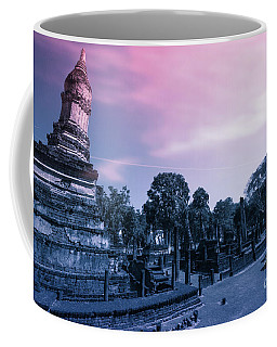 Artistic Of Chedi Coffee Mug