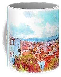 Arzachena View Coffee Mug
