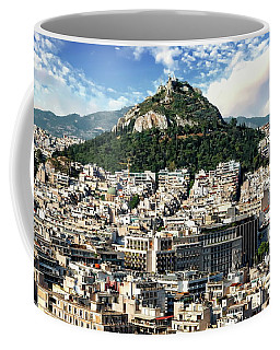 Athens Panorama Coffee Mug