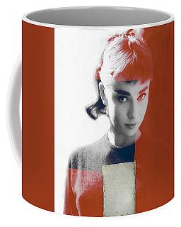 Audrey Hepburn  Coffee Mug