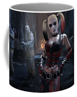 Batman Arkham City Coffee Mug