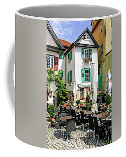 Bavarian Pub In Nurtingen Germany Coffee Mug