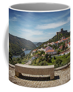 Coffee Mug featuring the photograph Belver Landscape by Carlos Caetano