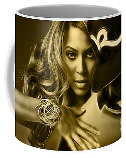 Beyonce Jay Z Collection Coffee Mug