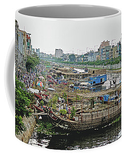 Binh Dong Market Coffee Mug