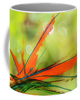 Bird Of Paradise 2 Coffee Mug by Kume Bryant