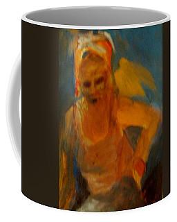 Bird On My Shoulder Coffee Mug