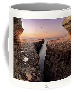 Blata Tal-melh - Salt Rock Coffee Mug