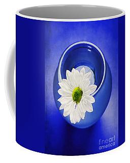 Blue Coffee Mug by Darren Fisher