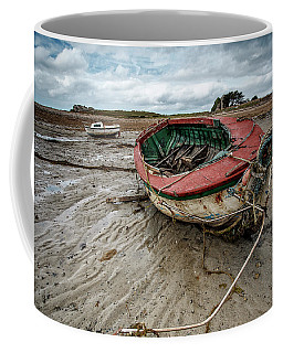 Boats By The Sea Coffee Mug