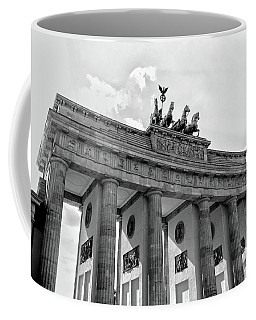 Brandenburg Gate - Berlin Coffee Mug