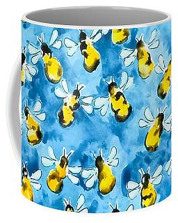 Bee Hive Coffee Mugs