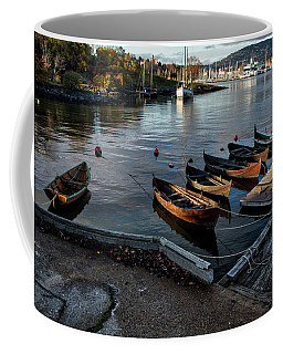 Bygdoy Harbor Coffee Mug